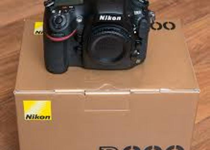 Nikon D800 - 1