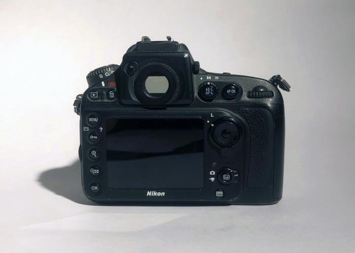 Nikon D800 - 2