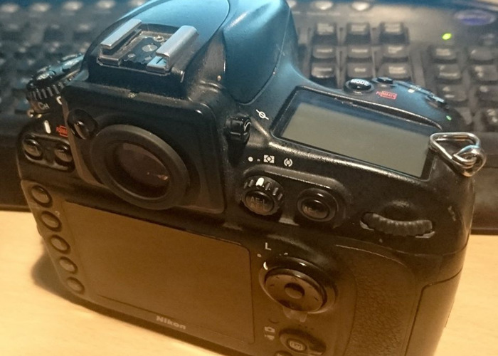 Nikon D800 DSLR Full Frame body - 2