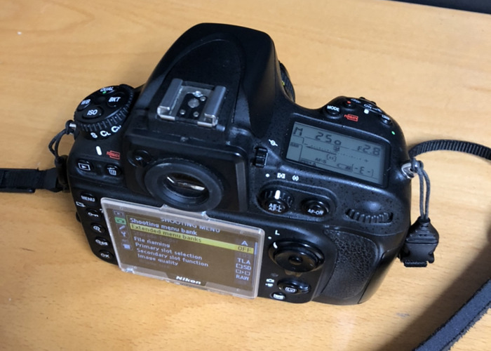 Nikon D800 Full Frame Camera Body (with 50mm 1.8D) - 2