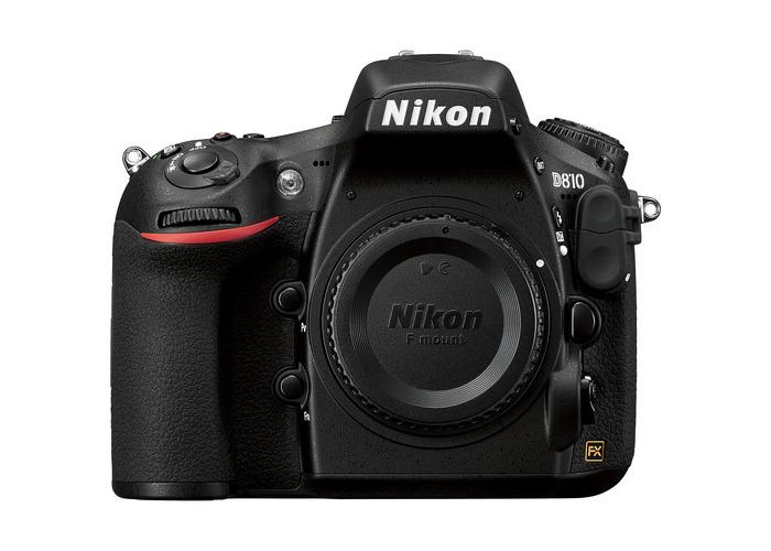 Nikon D810 DSLR Camera (Body Only) - 1