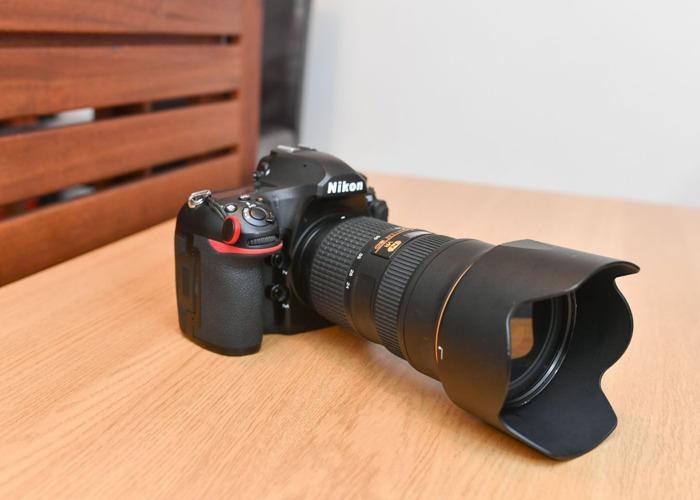 Nikon d850 + 24-70mm F2.8 VR (latest version) - 1
