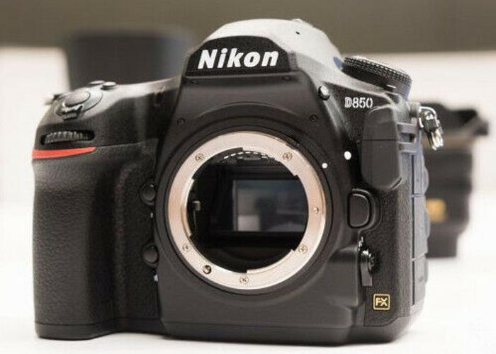 Nikon D850 Body Only - 1