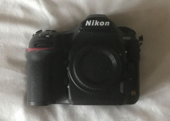 Nikon D850 camera body - 1