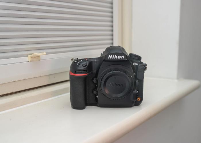 Nikon D850 FX-Format Digital SLR Camera Body - 1