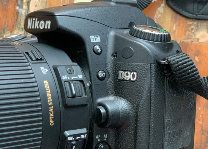 Nikon d90  - 2