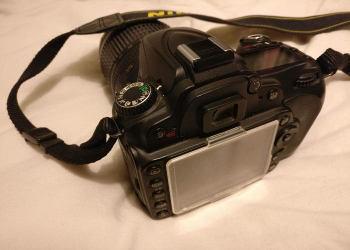 Nikon D90 with 18-105mm lens - 2