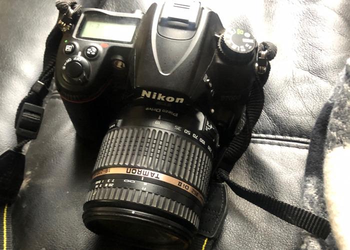 Nikon digital camera D7000 - 1