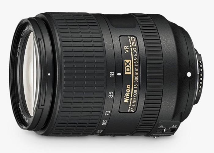 Nikon DSLR lens 55-300mm - 1
