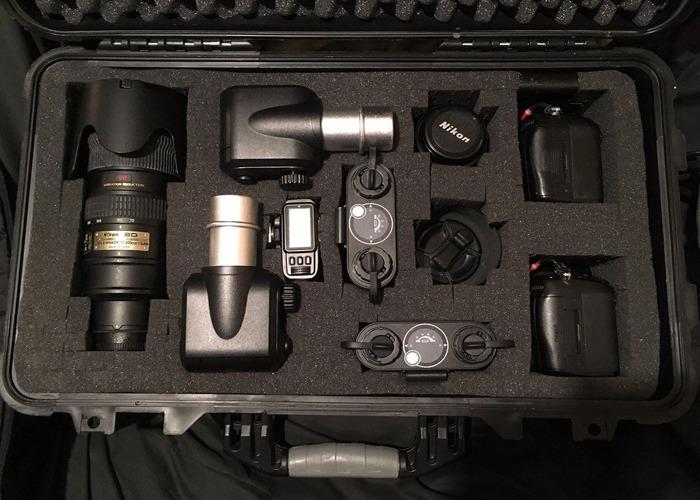 Nikon DSLRs, Blackmagic Pocket 4K, Lenses and lighting - 2