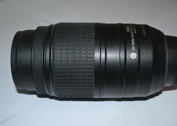 Nikon DX AF-S 55-300MM  ZOOM LENES  - 1