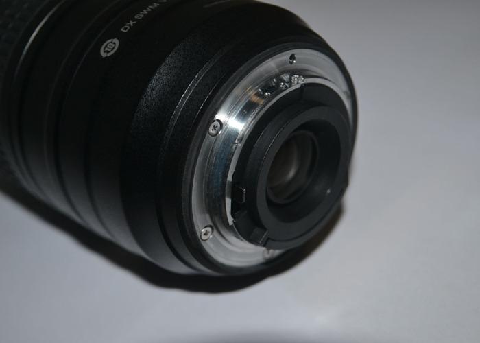 Nikon DX AF-S 55-300MM  ZOOM LENES  - 2