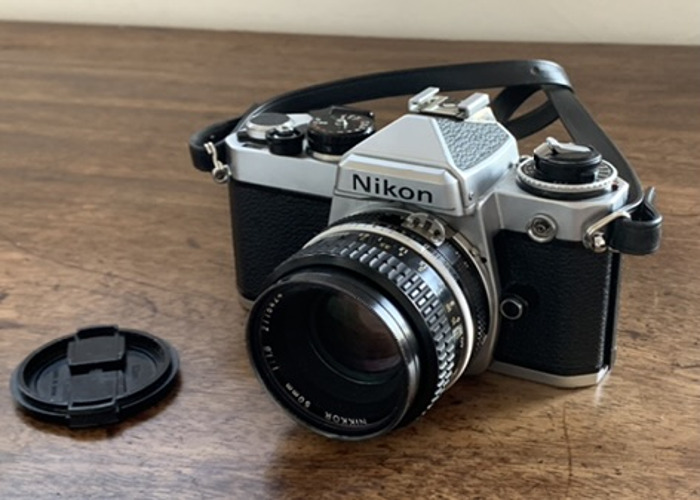 Nikon FE + NIKKOR 50mm 1.8 - 2