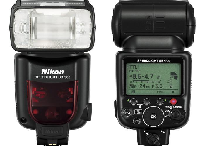 Nikon Flash SB-900  Speedlight - 1