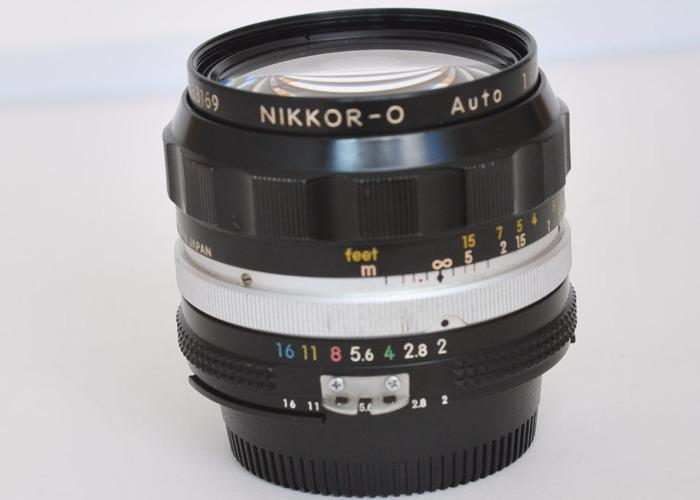 Nikon FM2 35mm Camera Kit - 2