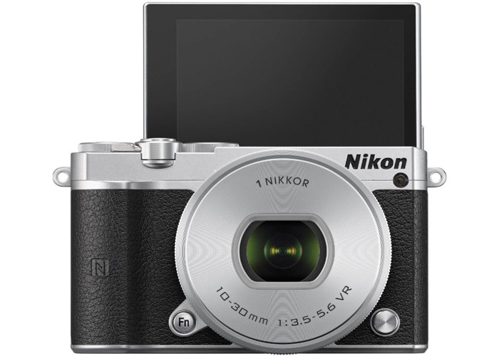 Nikon J5 mirrorless compact camera with 10-30 pd zoom lens  - 1