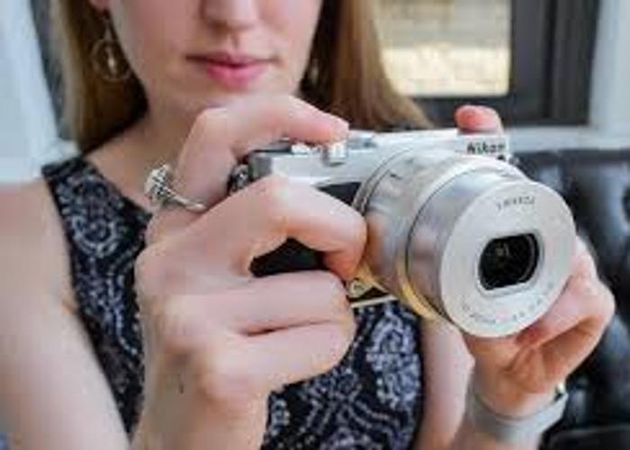 Nikon J5 Vlogging camera for video etc  - 1
