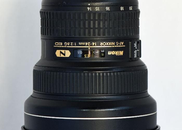 Nikon Lens 14-24mm f/2.8 G ED  - 1