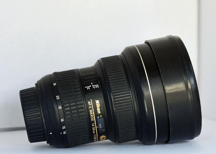 Nikon Lens 14-24mm f/2.8 G ED  - 2