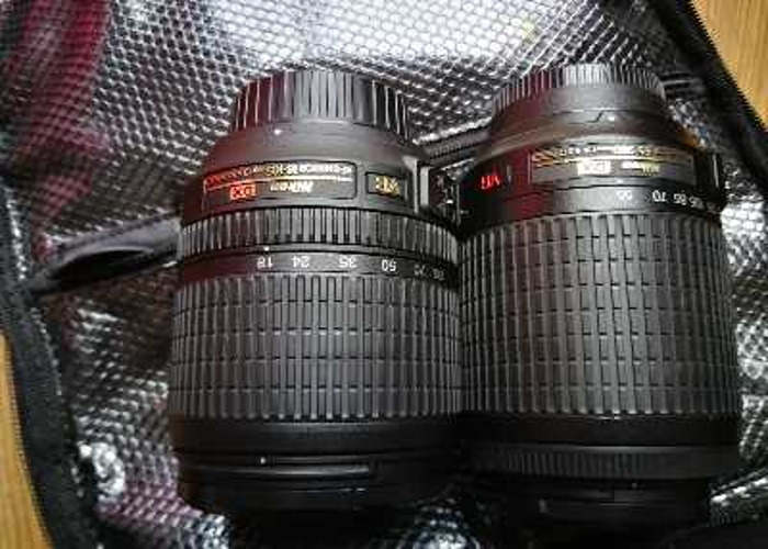 Nikon lens 18-105mm - 1