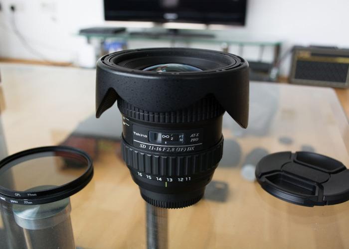 Nikon Lens set  - 1