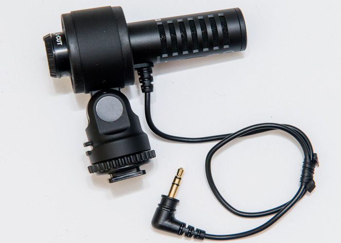 Nikon ME1 Hot Shoe video microphone - 2