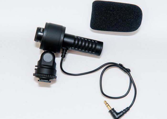 Nikon ME1 Hot Shoe video microphone - 1