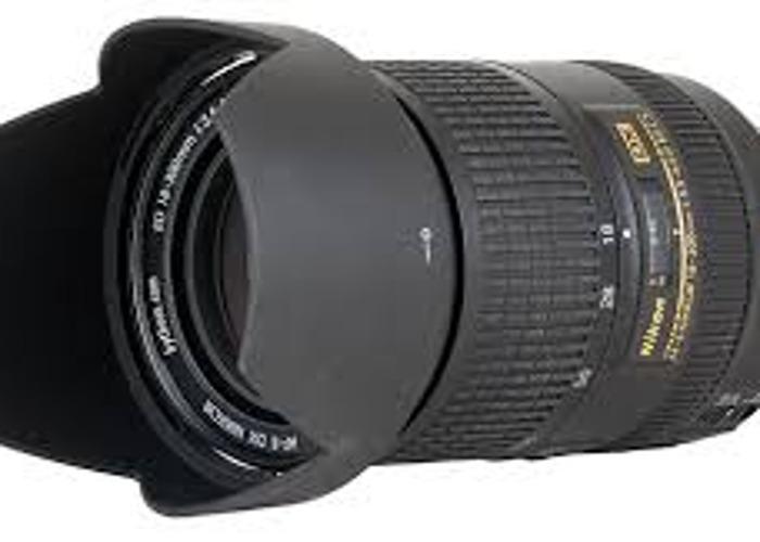 Nikon Nikkor 18mm - 300mm VR EDG (2 days min rental) - 2