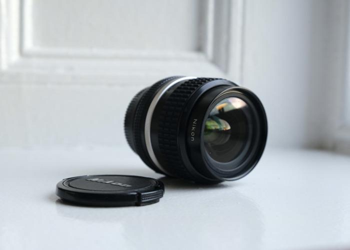 Nikon NIKKOR 24mm f/2.8 Lens - 2