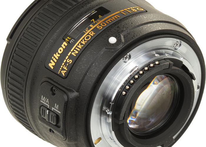 Nikon Nikkor 50mm AFS 1.8g (Min 2 days Rental) - 2