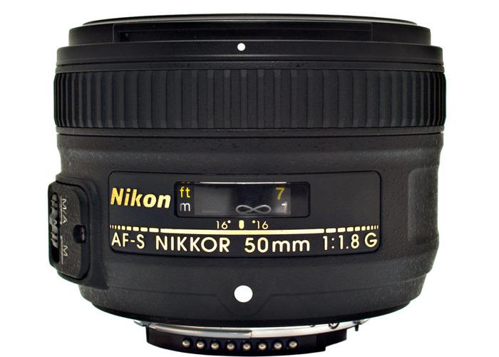 Nikon Nikkor 50mm AFS 1.8g (Min 2 days Rental) - 1
