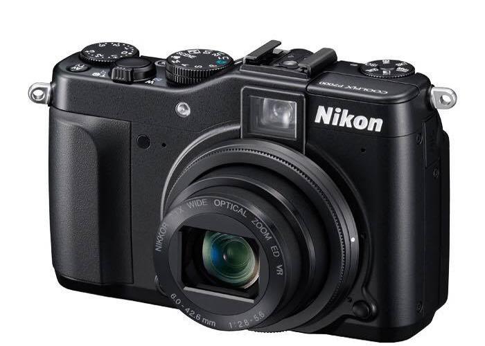 Nikon P7000 - 1
