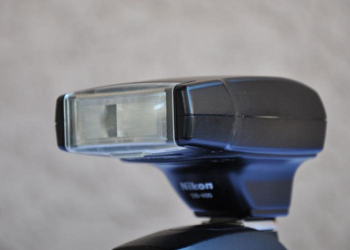 Nikon SB-400 AF Speedlight Flash for Nikon DSLR Camera - 1