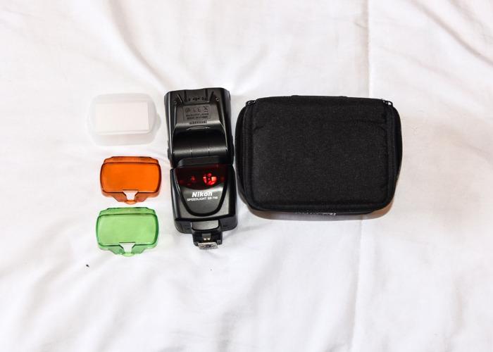 Nikon SB-700 Speedlight Flash Unit - 2