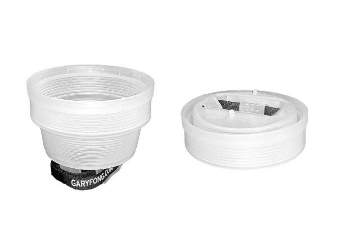 Nikon Speedlight SB-910 Strobe and Gary Fong Lightsphere - 2
