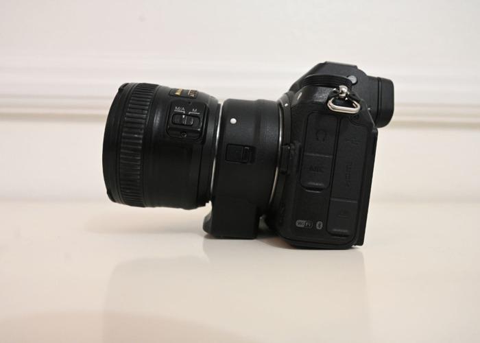 Nikon Z6 + FTZ Kit  - 1