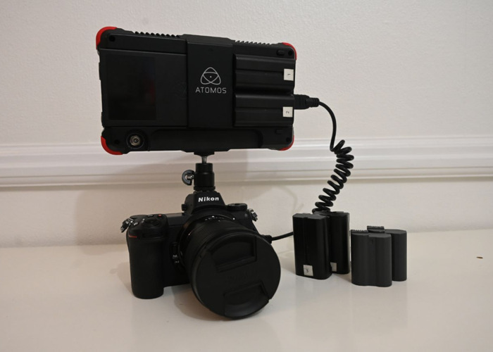 Nikon Z6 4K 10 bit Shooting Kit  - 2