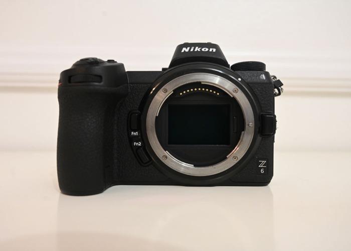Nikon Z6 Body  - 1
