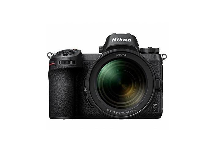 Nikon Z7 Digital Camera with 24-70mm lens - 1