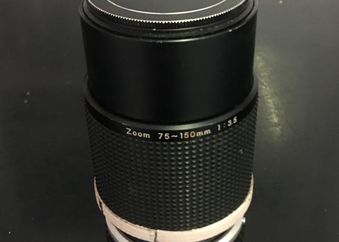Nikon Zoom 75 - 150mm  - 1