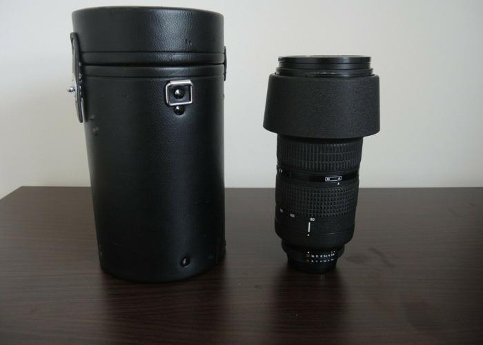 Nikon Zoom lens - NIKKOR AF 80-200mm f/2.8D AF ED - 1