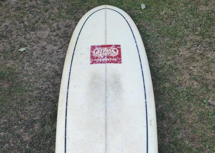 Nine Plus magic carpet surfboard - 2