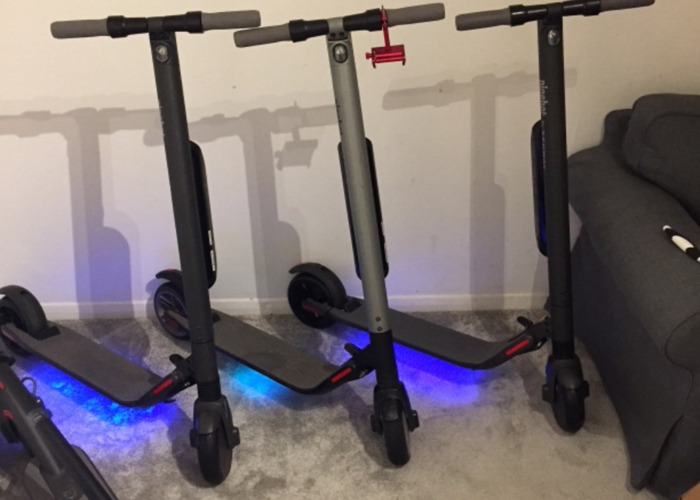 Ninebot es4 es2 scooters brand new - 1