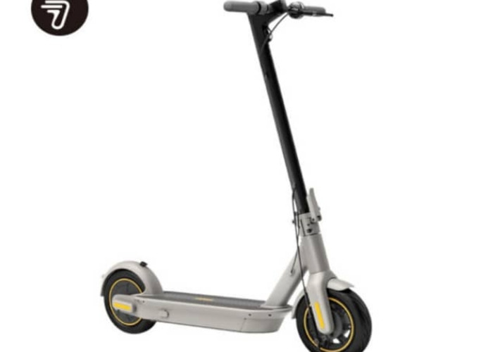 ninebot max g30 lp electric scooter - 1