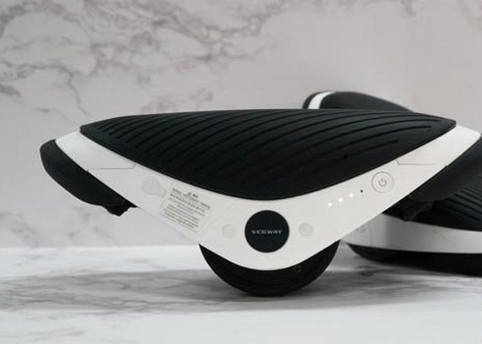 Ninebot Segway Drift W1 Electric Shoes Self-balance Skate - 2