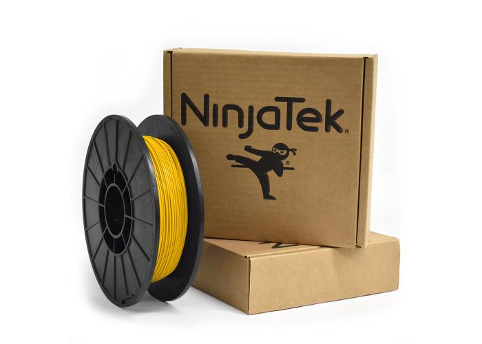 NinjaFlex Filament  - 1.75mm - 0.5 kg - Sun Yellow - 1