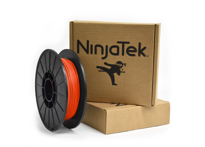 NinjaTek Armadillo - 1.75mm - 0.50 kg - Lava - 2