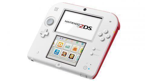 Nintendo 2DS - 1