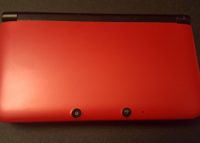 Nintendo 3DS XL Red - 2