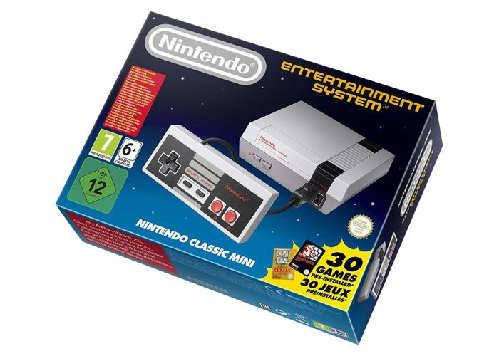 Nintendo Classic Mini Entertainment System - 1